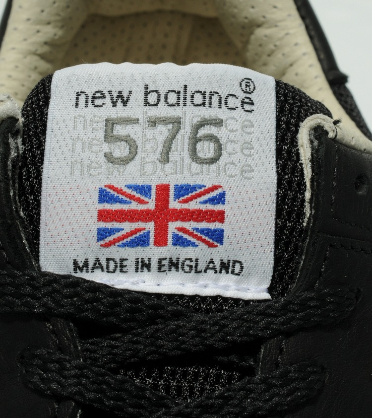 New Balance 576 Premium Leather