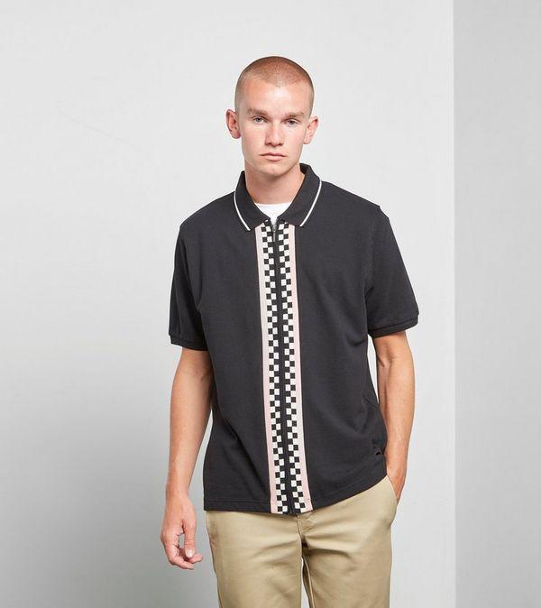 1ae6b7cb Stussy Julian Full-Zip Polo Shirt | Size?