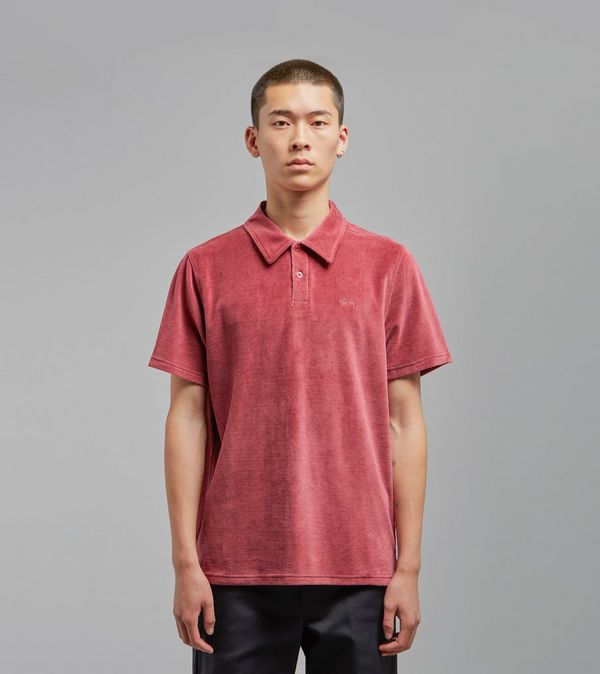 Stussy Victor Polo Shirt