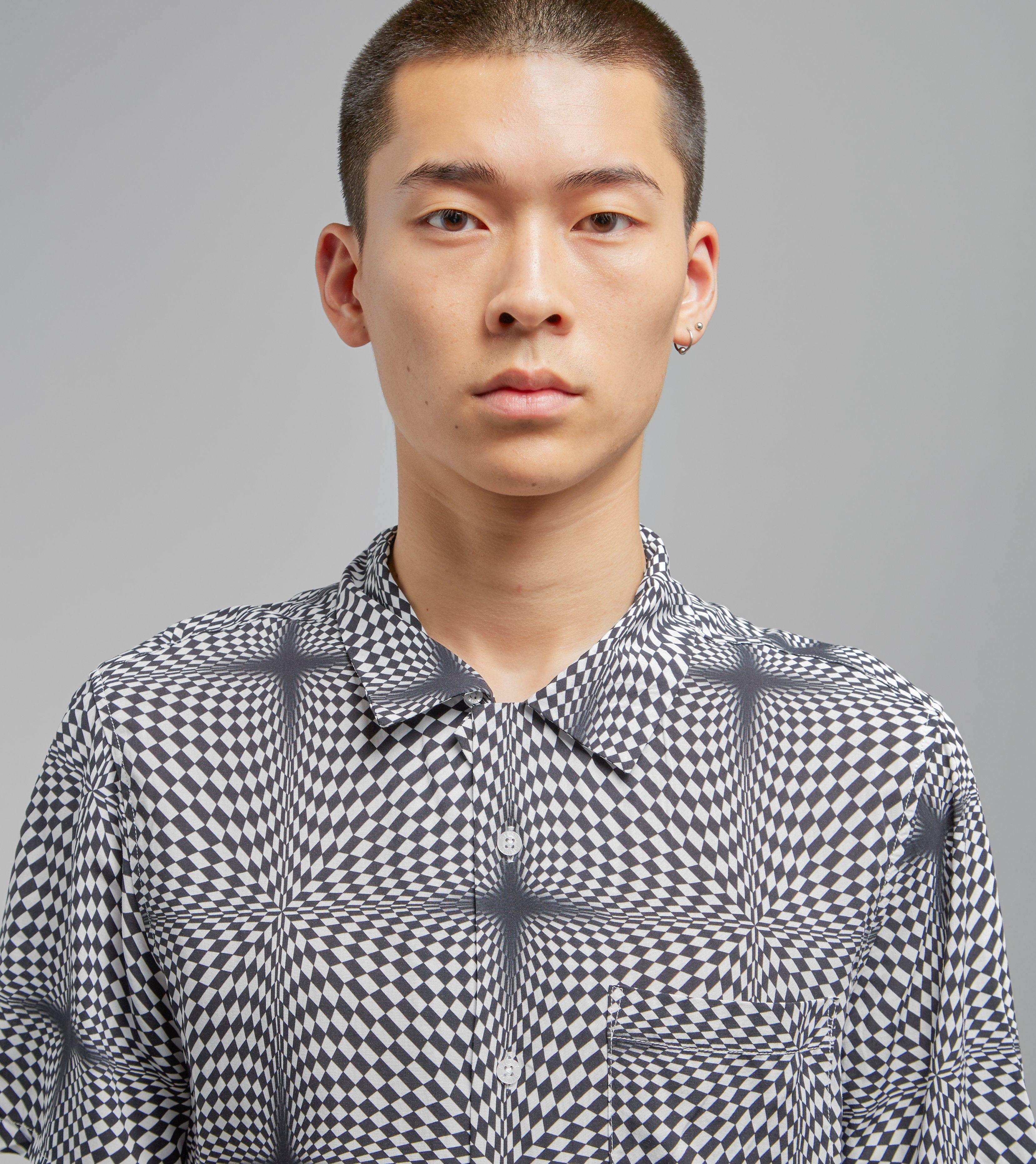 Stussy Psychedelic Checker Shirt