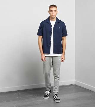 Fred Perry Woven Pique Shirt
