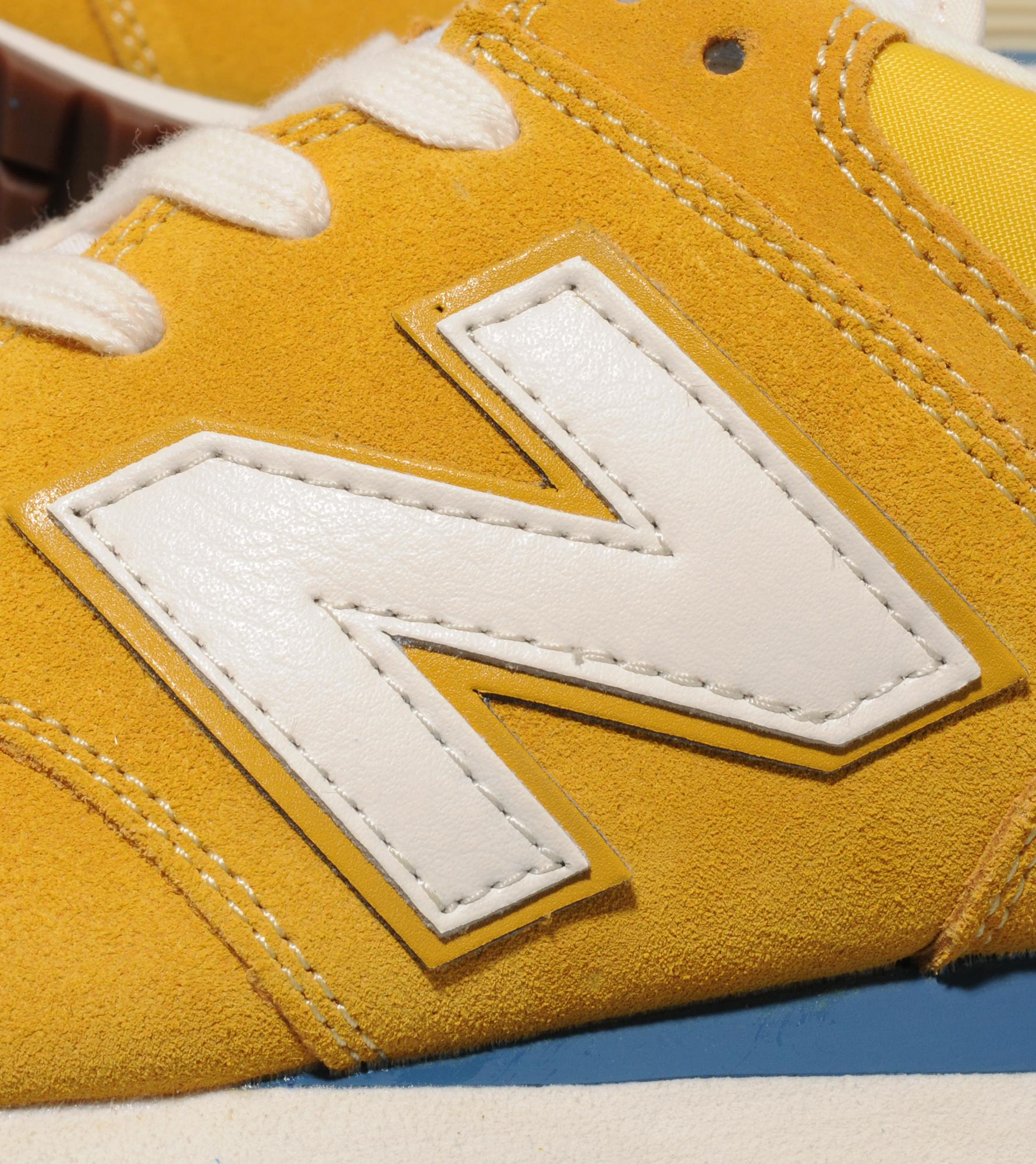 new balance 574 70s yellow