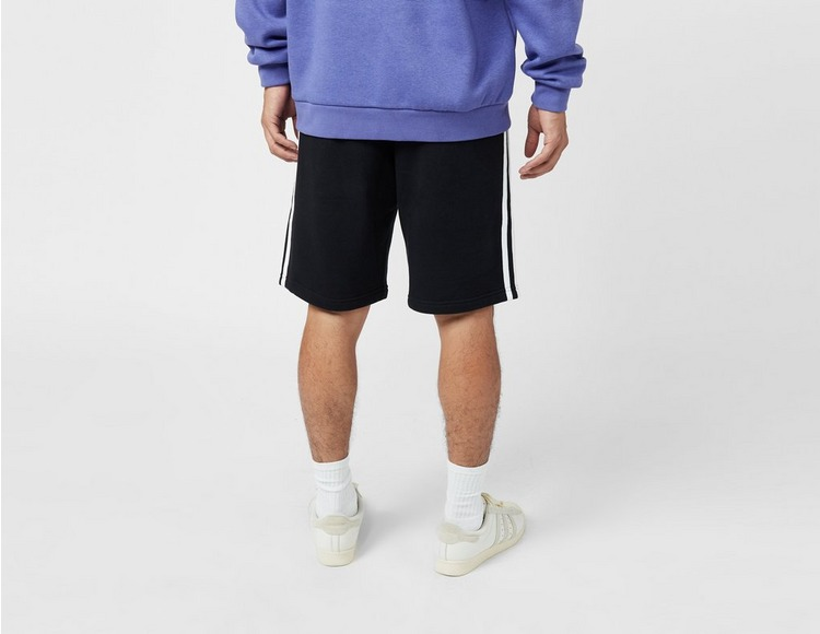 adidas Originals 3-Streifen Fleece Shorts Herren