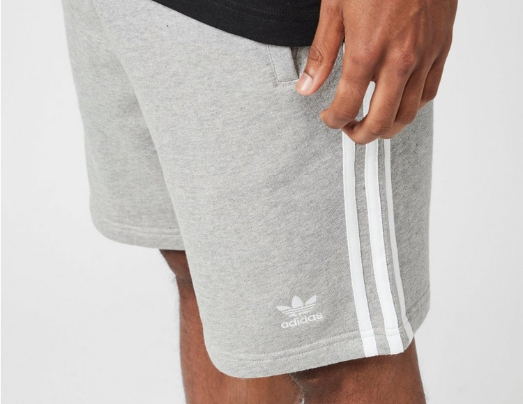 adidas Originals 3-Stripes Fleece Shorts