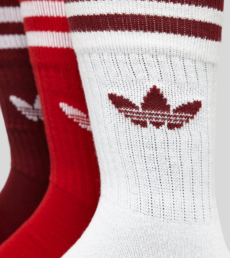 adidas Originals 3 Pack Trefoil Socks