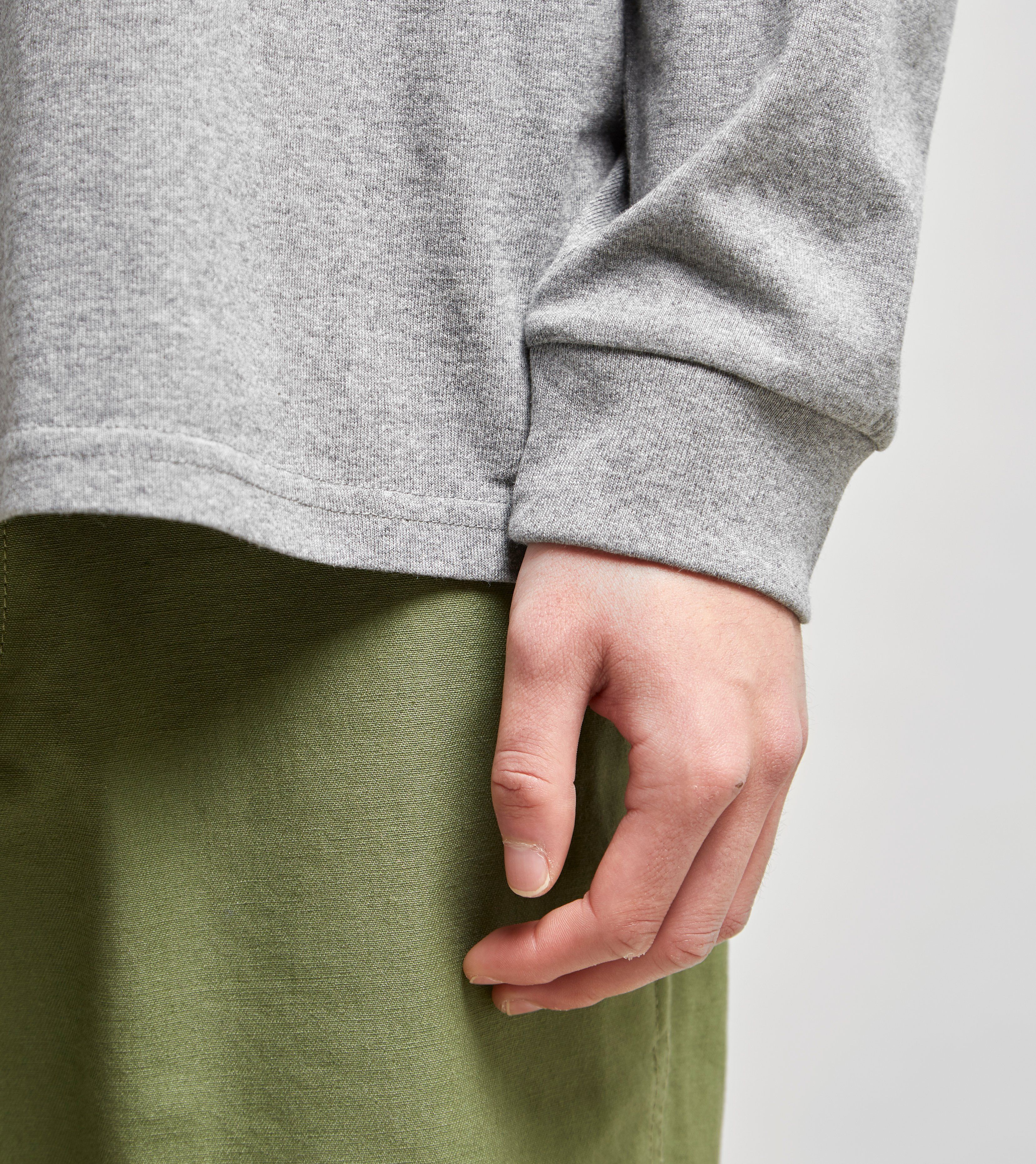 Carhartt WIP Horizontal Long Sleeve T-Shirt
