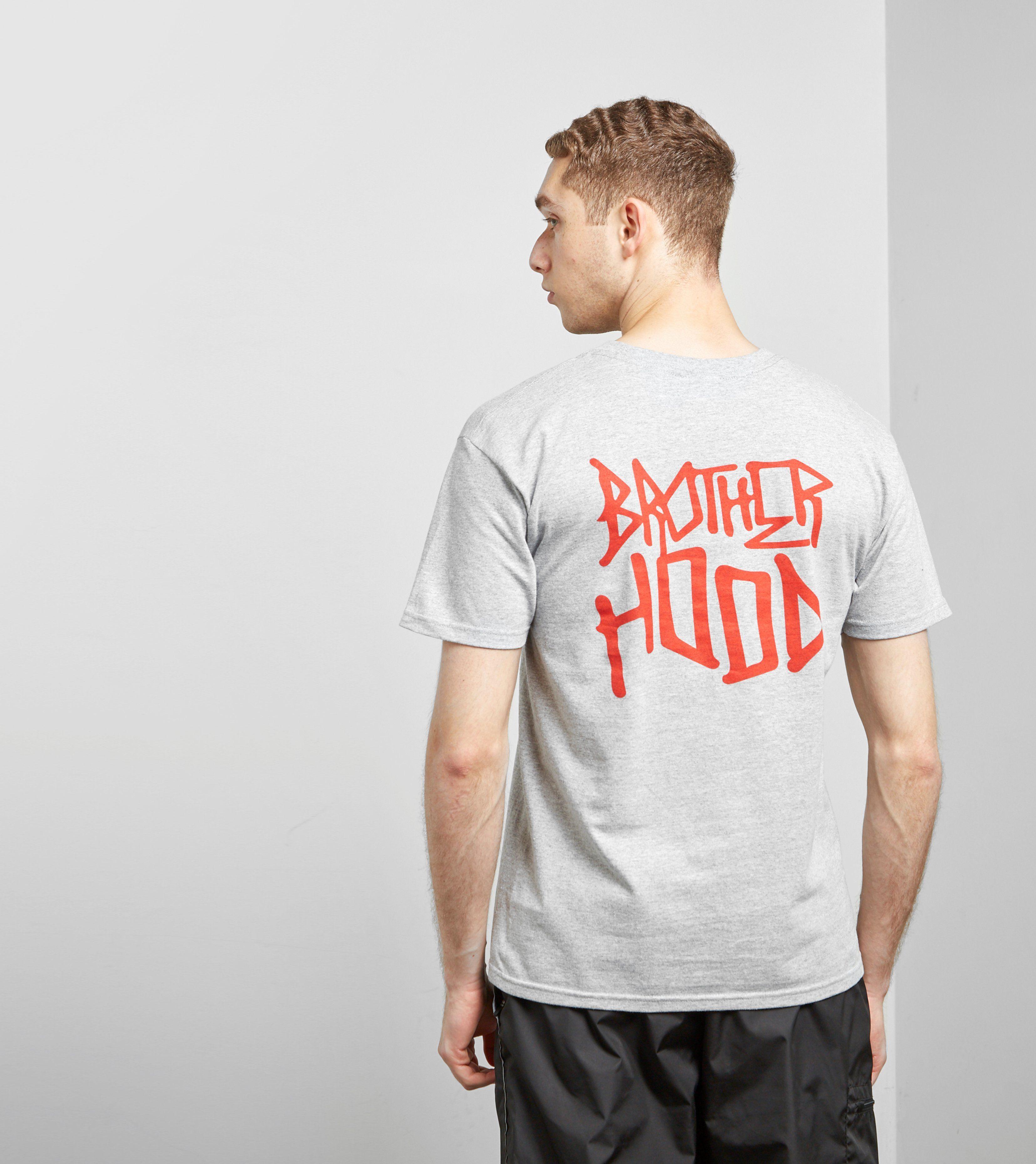 Brotherhood Iconic Stacked T-Shirt