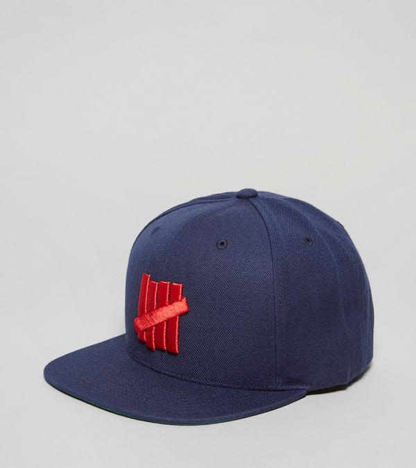 fd8ee879 Undefeated 5 Strike Snapback Cap | Size?