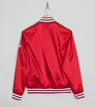 cheaper 100dd 3b585 Mitchell & Ness Chicago Bulls Satin Jacket | Size?