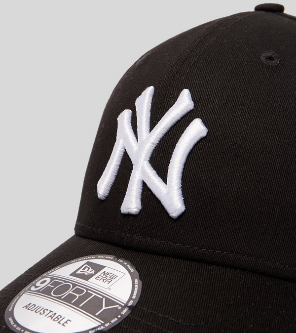 New Era-Mlb New York Yankees ESSENTIAL 9 Forty Cap-noir-blanc