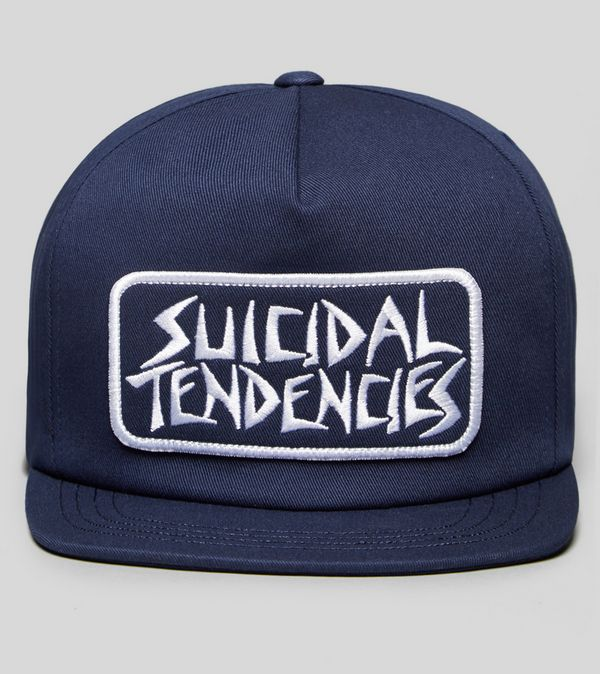 4b373161aaef5 Obey x Suicidal Tendencies Propaganda Snapback