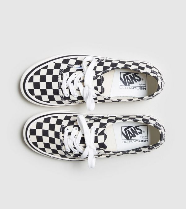 vans slip on checkerboard dames
