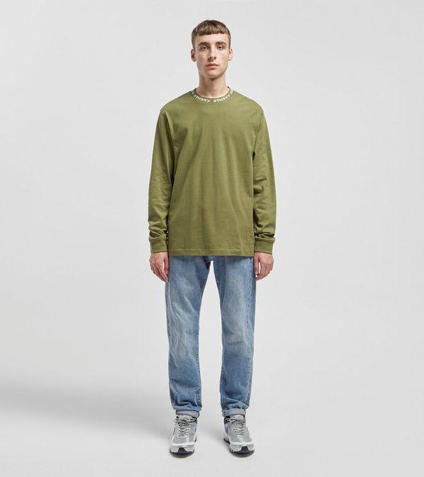 Stussy Owen Long Sleeved Crew Sweatshirt