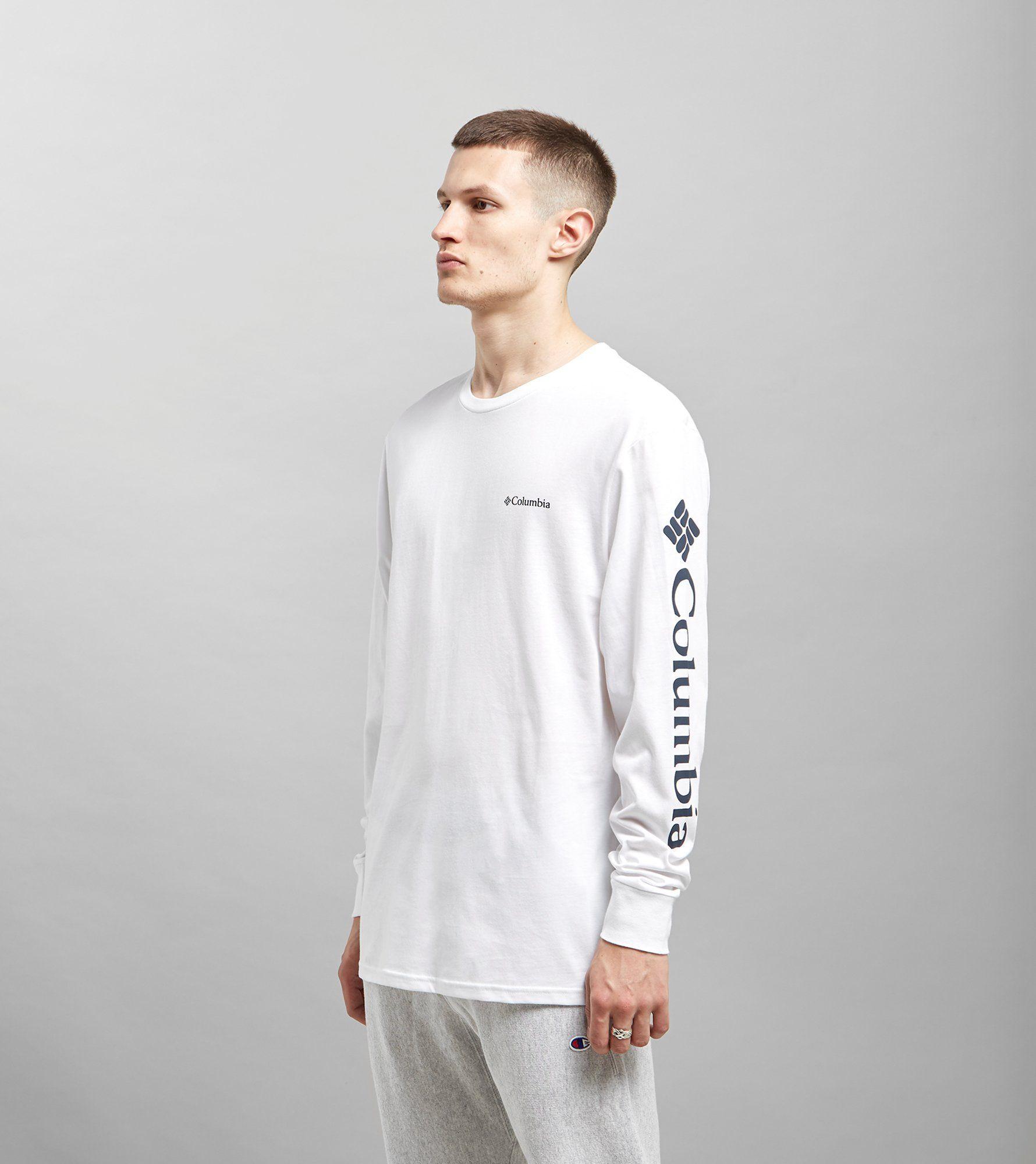 Columbia Cascades Long Sleeve T-Shirt