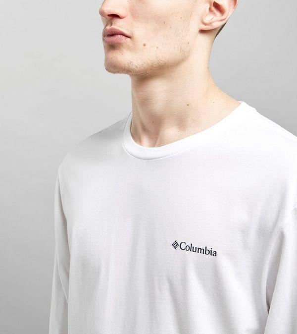 Columbia Cascades Long Sleeved T-Shirt