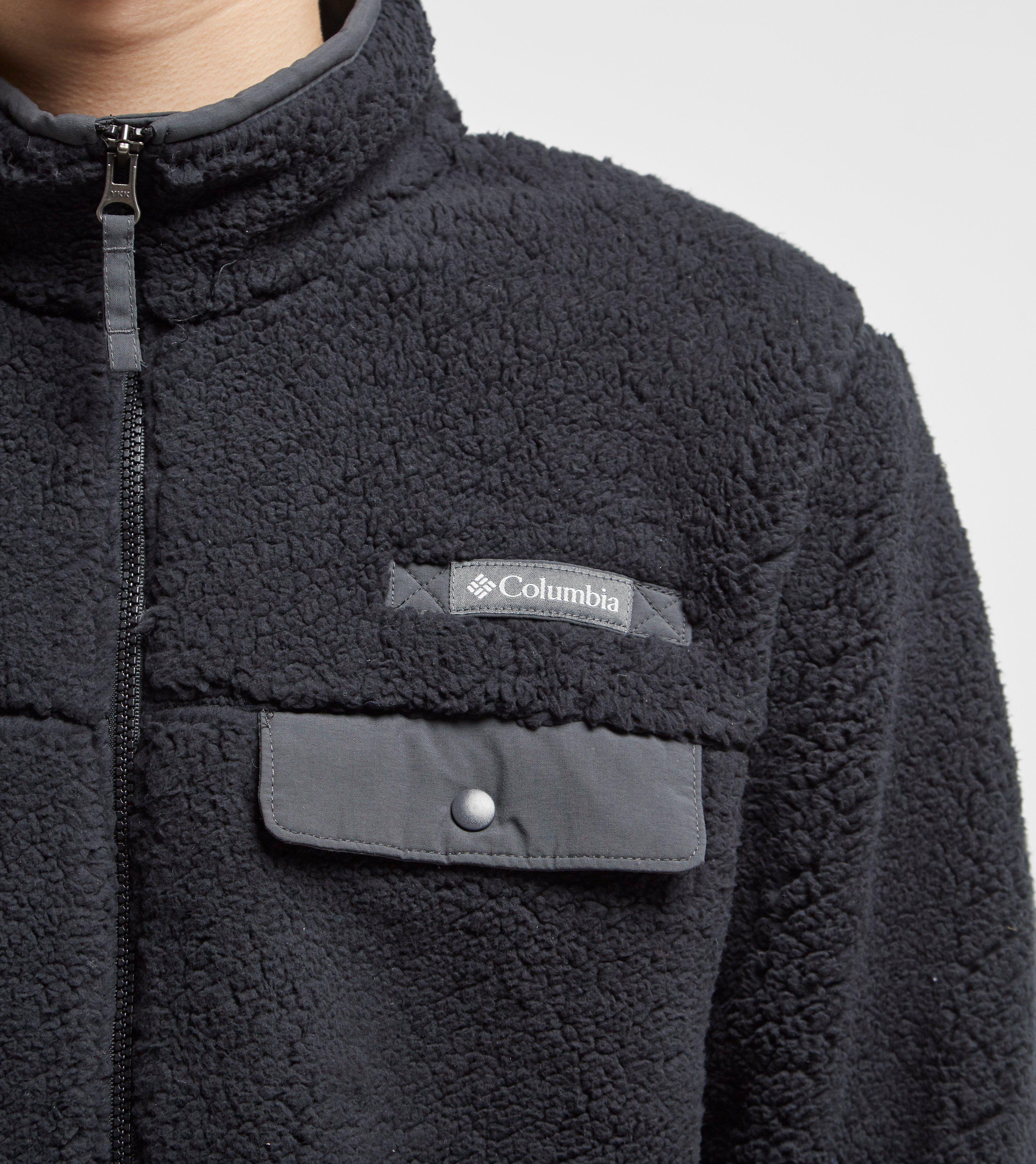 Columbia Mountain Side Heavyweight Full-Zip Fleece