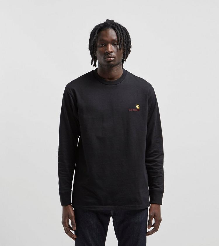 Carhartt WIP American Long Sleeve T-Shirt