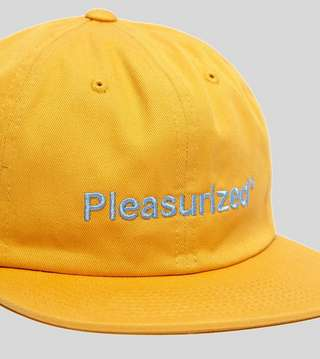 PLEASURES Pleasurized Snapback Cap