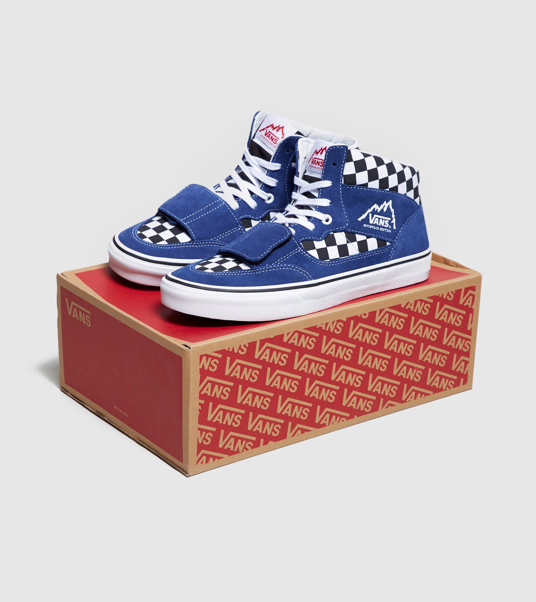 Vans Checkerboard Mountain Edition