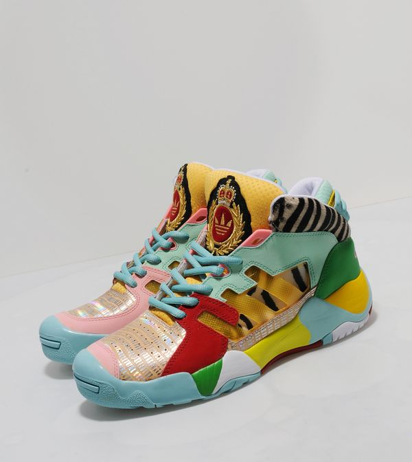 3ed7e4faa4d1 adidas Originals x ObyO Jeremy Scott Street Ball