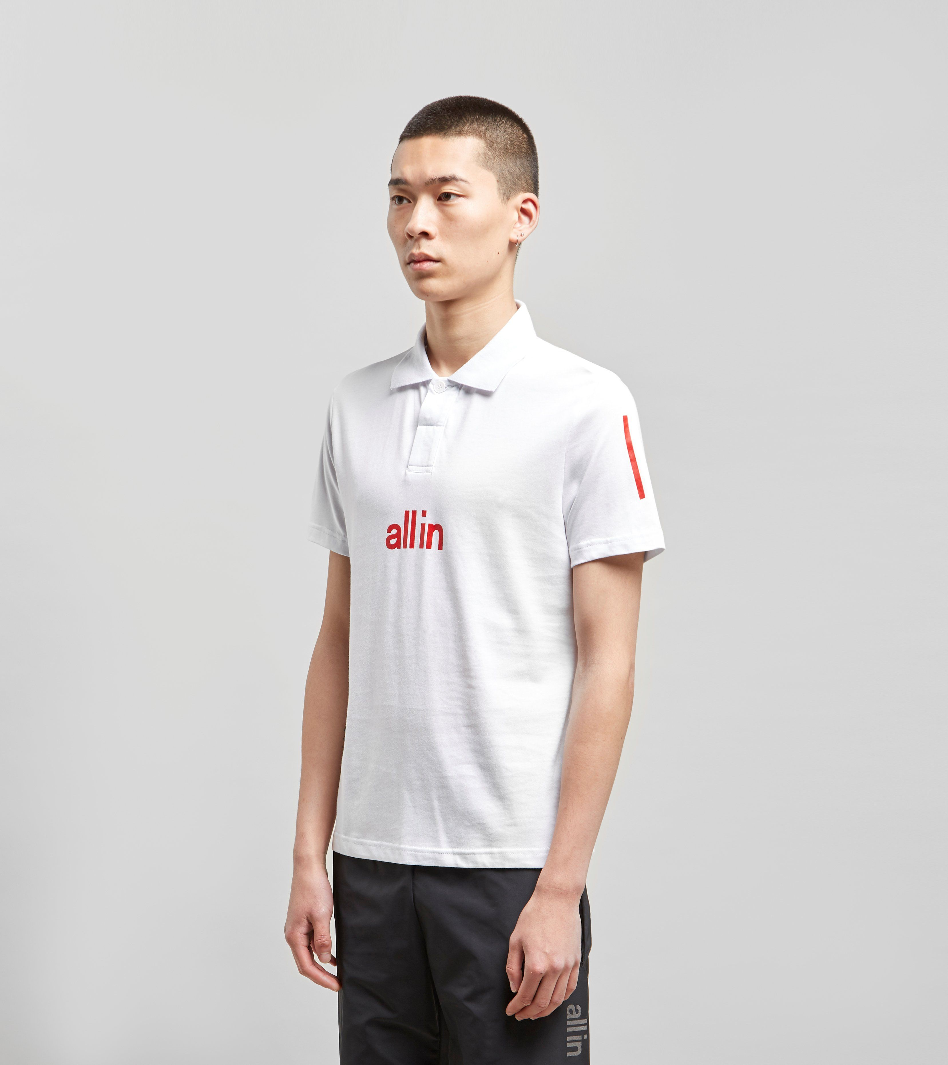 all in Tennis Polo