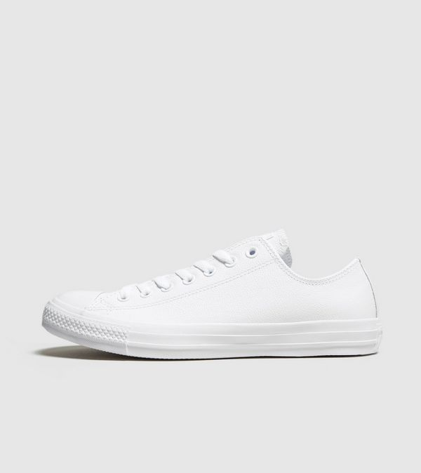a001358005813a Converse All Star Ox Leather Mono