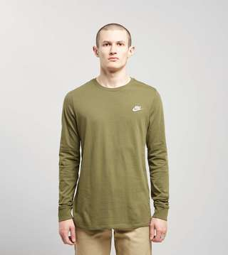 Nike Foundation Long Sleeve T-Shirt