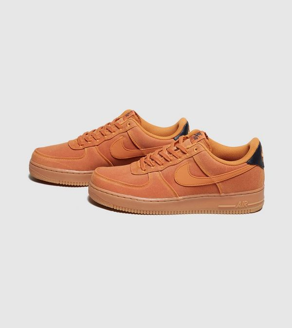 the latest 1d78d 52af6 Nike Air Force 1  07 LV8 Canvas