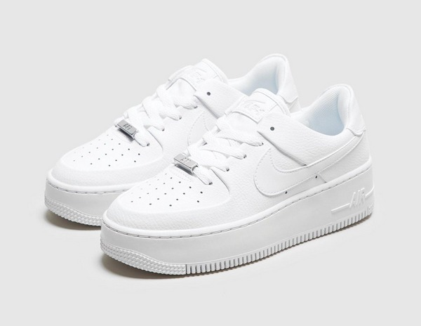 nike air force 1 blanc fille