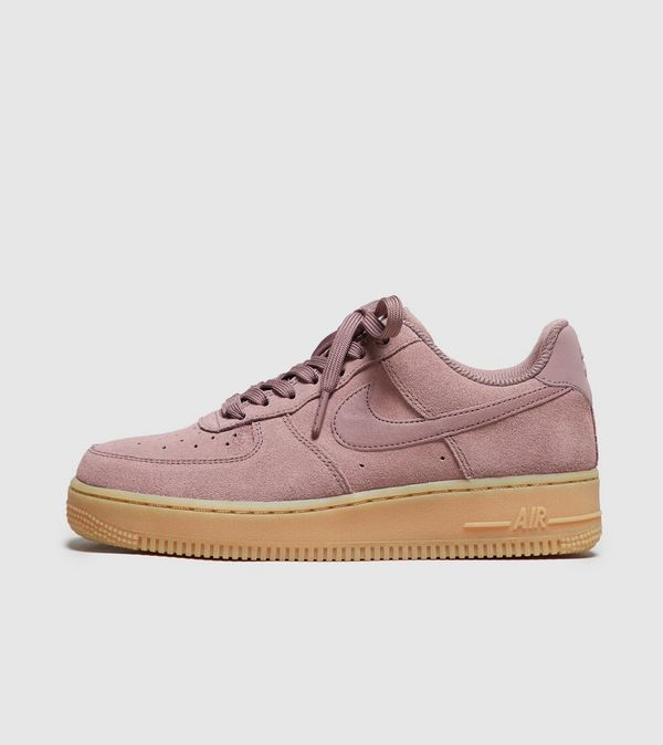 another chance a1115 4742b Nike Air Force 1  07 SE Suede Femme
