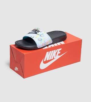 newest d6f7b 8bb6c Nike Benassi Just Do It Sandaler Til Kvinder   Size?