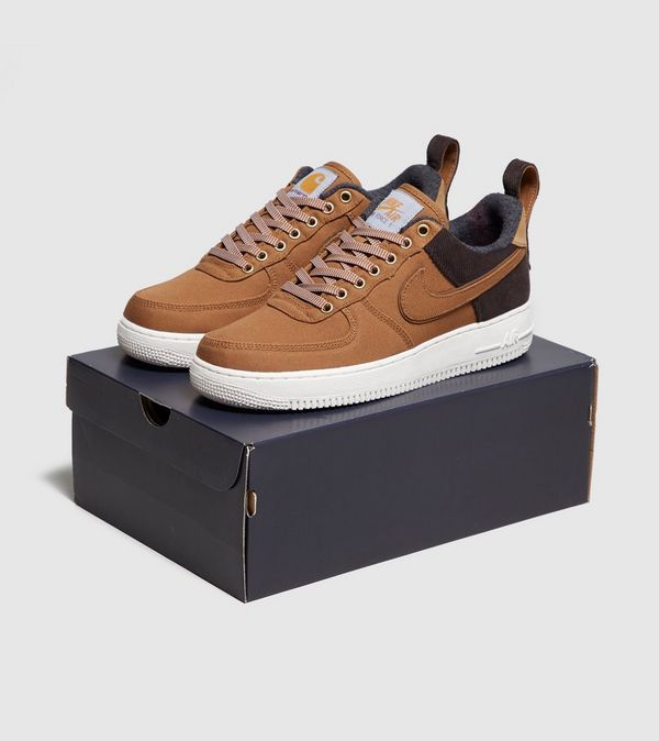 6ca23e3f4a619 Nike x Carhartt WIP Air Force 1 07 Premium Low