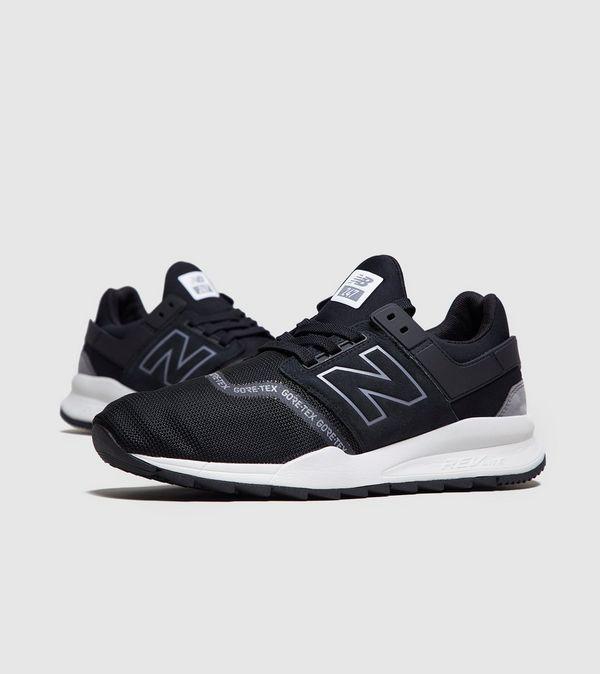 new balance 247 dames zwart
