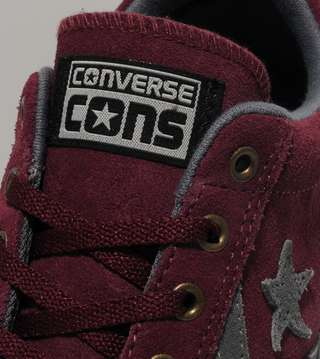 Converse Star Player Ox Suede