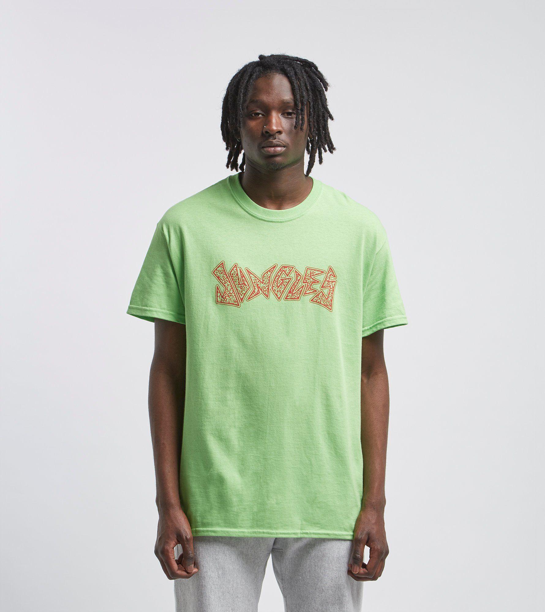 Jungles Jungles Word Logo T-Shirt