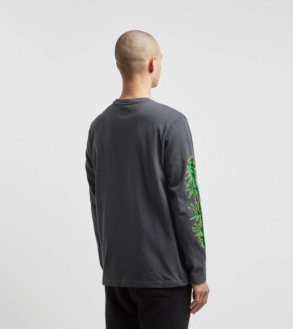 Stussy Leaves Long Sleeve T-Shirt