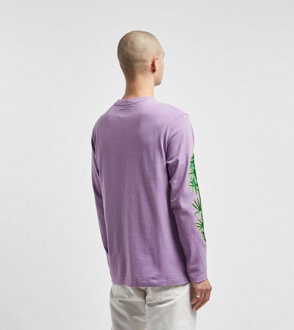 Stussy Leaves Long Sleeve T-Shirt