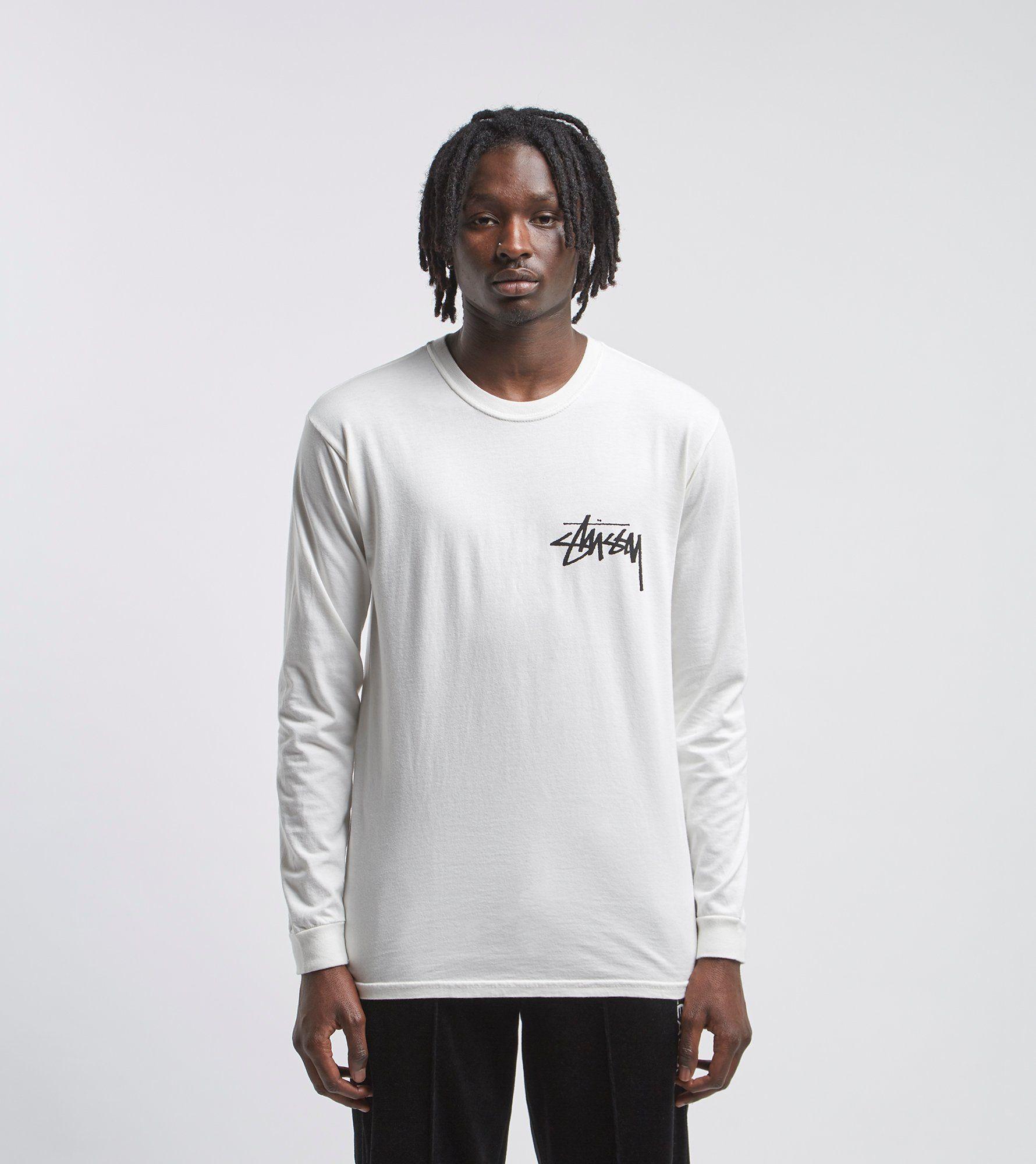Stussy Stock Long Sleeved T-Shirt