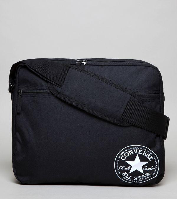 cb18c1035b Converse Reporter Messenger Bag | Size?