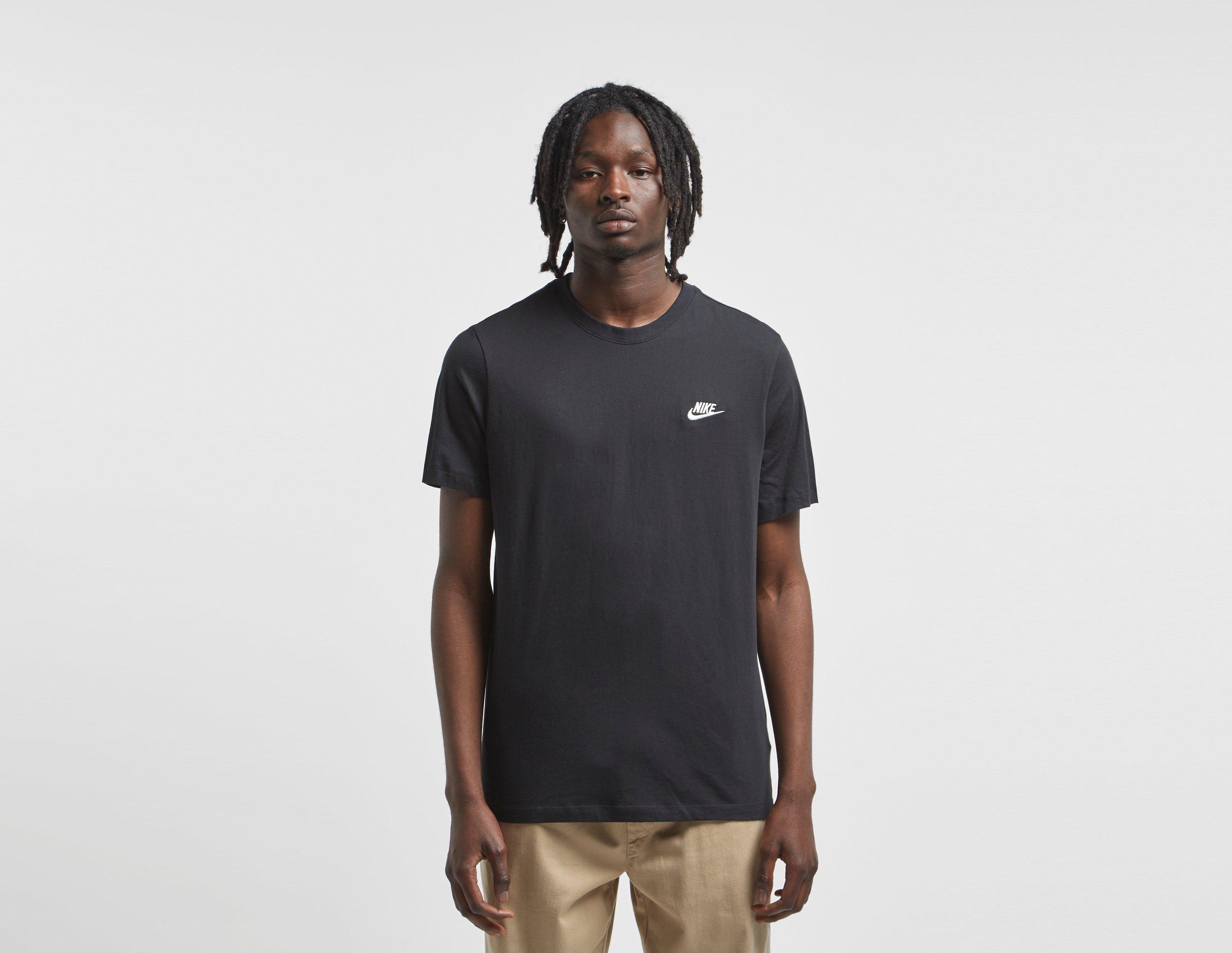 Nike Club Short Sleeve T Shirt | Size?