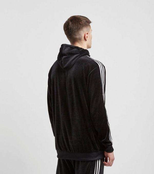 1089f66d44090 adidas Originals Cozy 1 2 Zip Overhead Hoodie