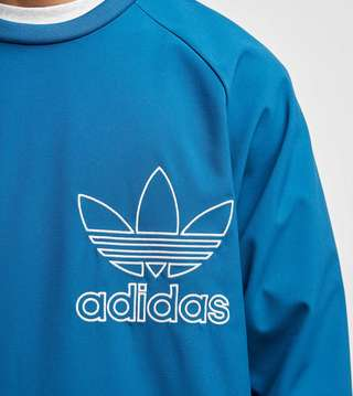 adidas Originals Outline Crew Sweatshirt