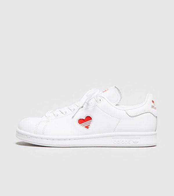 027909a7e93e adidas Originals Stan Smith Valentine s Day Til Kvinder