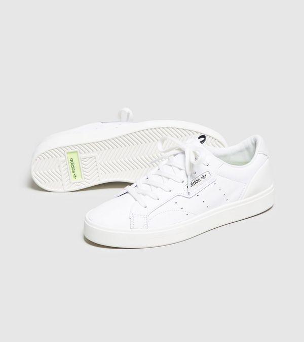 new product 7295b 10f8f adidas Originals Sleek Women s