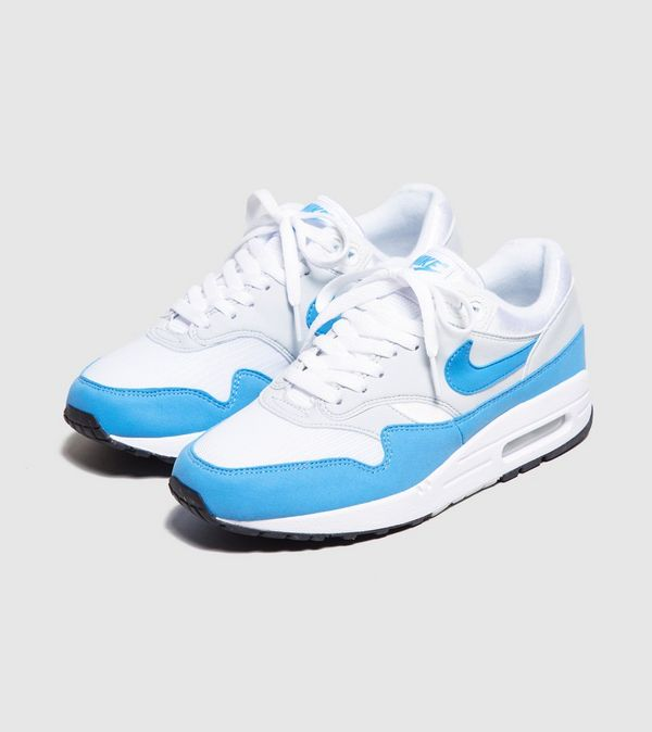 nike air max 1 essential heren wit