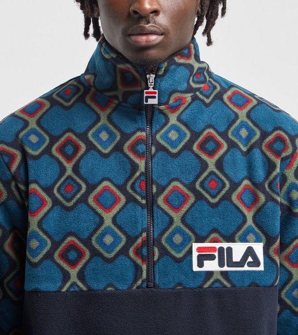 bf59bfd97105 Fila Makalu Half-Zip Fleece   Size?
