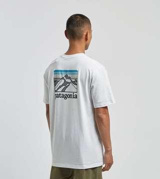 Patagonia Line Logo Ridge Pocket Reponsibili-Tee T-Shirt