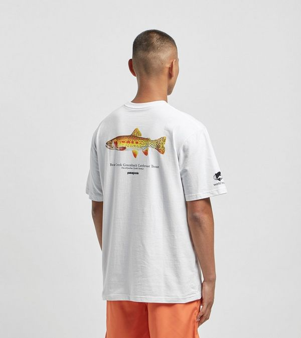 Patagonia Greenback Cutthroat World Trout T-Shirt