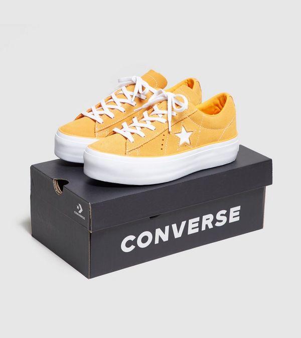 Converse One Star Platform Women's