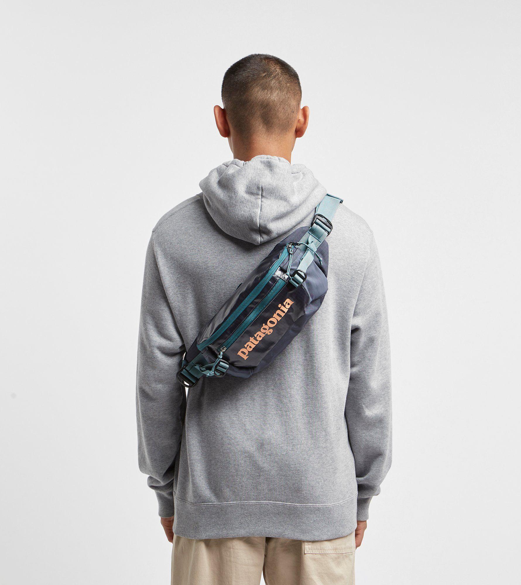 f122b49df42 Patagonia Black Hole Waist Pack Bag | Size?